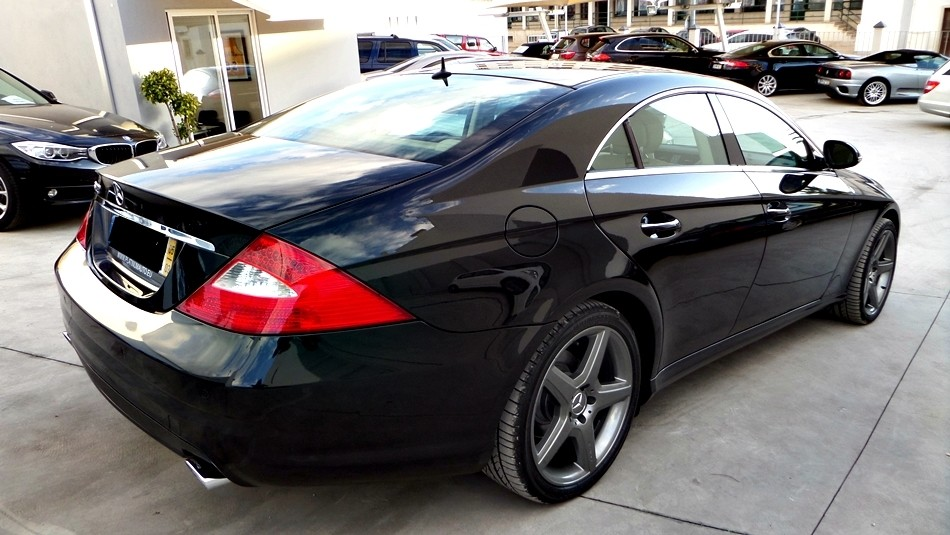 Mercedes benz cls 500 amg platinum auto sales for Mercedes benz cls 500 amg