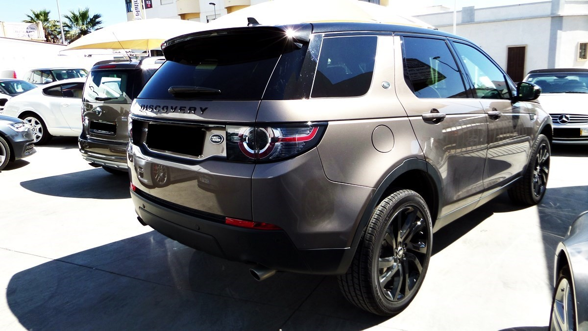 land rover discovery sport 2 0 7 seater platinum auto sales. Black Bedroom Furniture Sets. Home Design Ideas