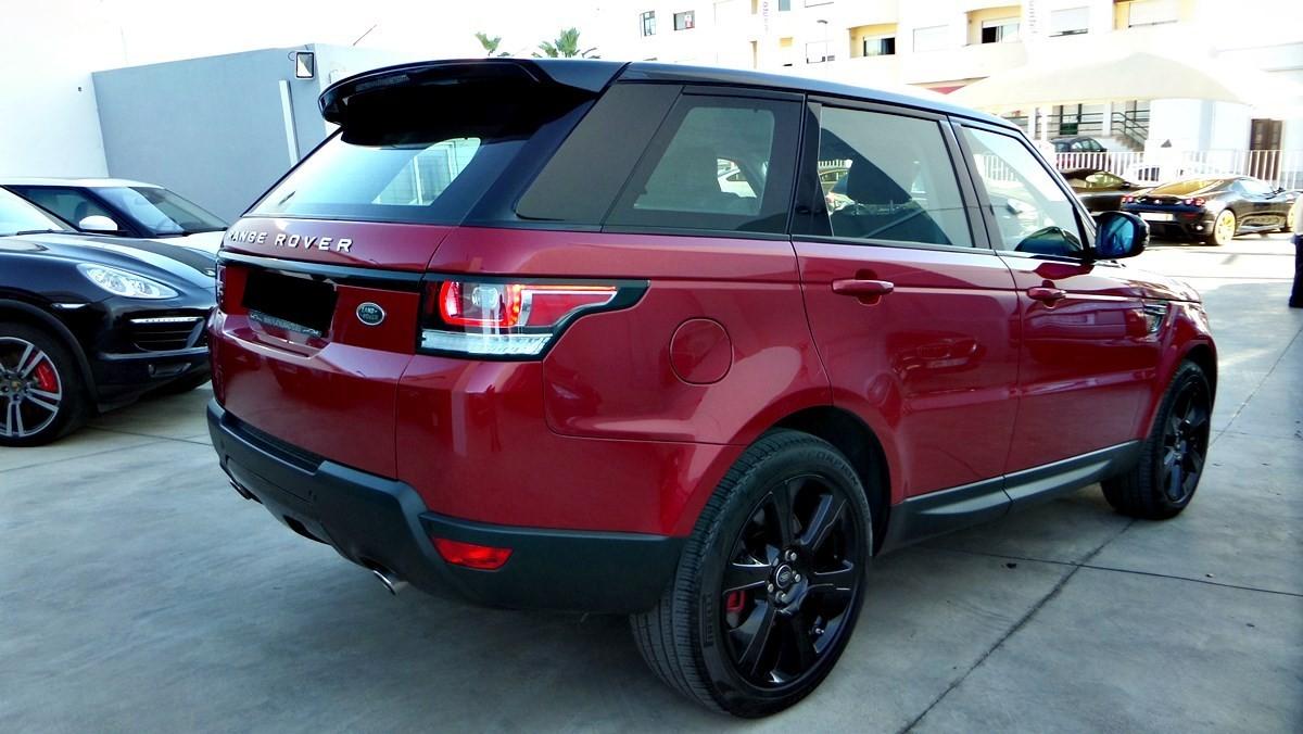land rover range rover sport sdv6 hse dynamic hybrid diesel platinum auto sales. Black Bedroom Furniture Sets. Home Design Ideas