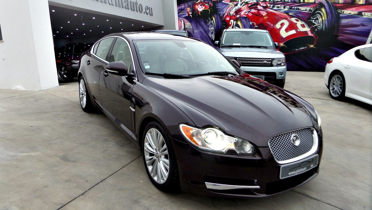 jaguar xf portfolio platinum auto sales. Black Bedroom Furniture Sets. Home Design Ideas