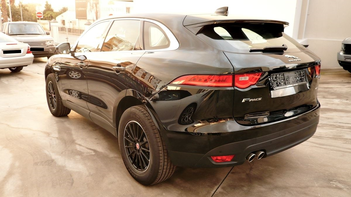 jaguar f pace 20d awd prestige 2017 model platinum auto sales. Black Bedroom Furniture Sets. Home Design Ideas